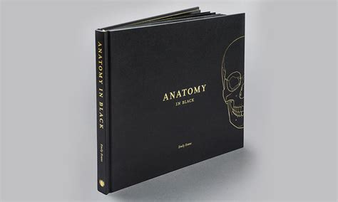 Coffee Table Photo Book Anatomy In Black Anatomical Coffee Table Book