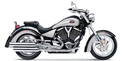 Trend Of Motorcycle: Victory Kingpin 2006 Gallery