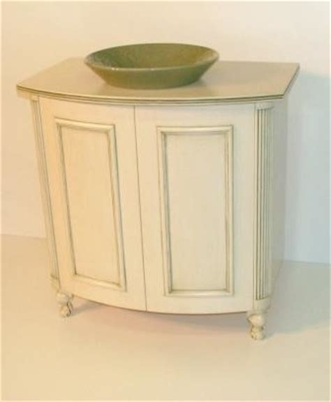 Curved Bathroom Vanity Cabinet by Curved Front Vanity