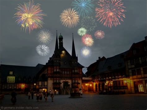 new year s eve in germany facts customs about silvester