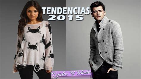 imagenes de la temporada invierno 2015 tendencia sweater 2015 hombre y mujer oto 241 o invierno