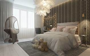 Decorating Ideas For The Bedroom A Pair Of Childrens Bedrooms With Sophisticated Themes