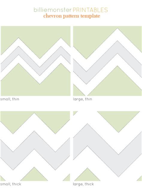 chevron template for painting free chevron pattern templates u create