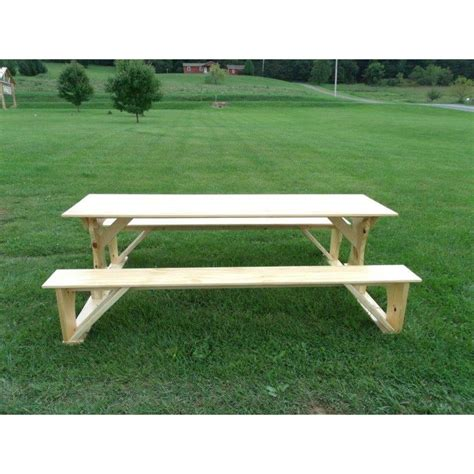white picnic bench trestle picnic table white cedar trestle picnic table