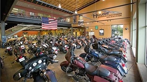 house of harley davidson house of harley davidson in milwaukee wi 53220 citysearch