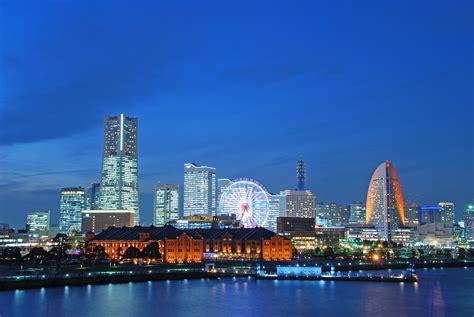new year 2018 yokohama 横浜みなとみらい21 そして横浜ランドマークタワーとは 神奈川県 いい日旅立ち
