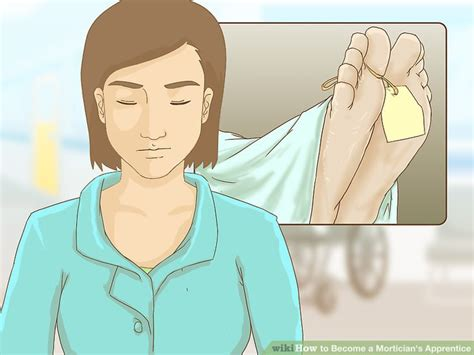 Become A Mortician by How To Become A Mortician S Apprentice With Pictures Wikihow