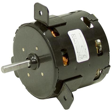 Motor Fan Kondensor Showcase 10 Watt 46 watt 3500 rpm 110 vac motor mclean engineering 71622814