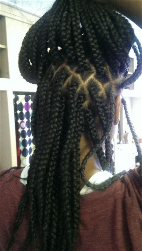 images of medium size individual african american braids lady a s braids hairweaving studio