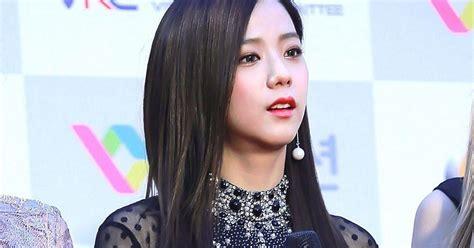 twice nickname blackpink jisoo s new nickname for twice s jeongyeon is