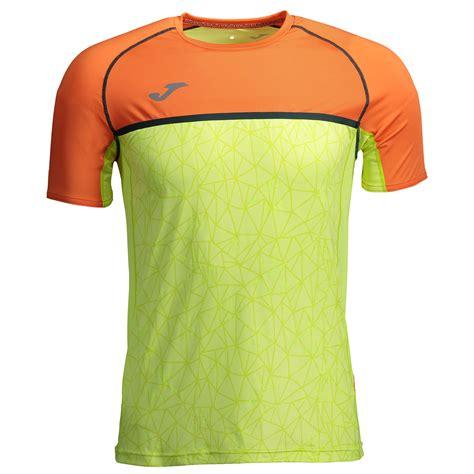 Tshirt Futbol Sala olimpia flashs s t shirt yellow orange joma
