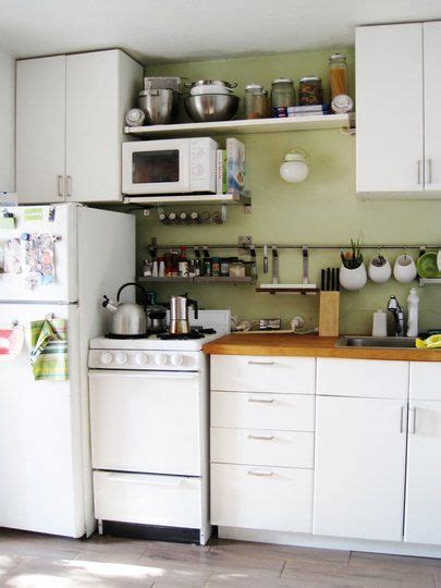 efficiency kitchen ideas small kitchen designs 10 organized efficient and tiny real kitchens storage ideas