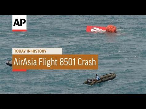 airasia youtube airasia flight 8501 crash 2014 today in history 28