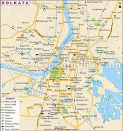 Kolkata India Map by Indian Food Kolkata Map