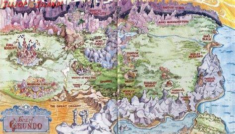 teddy ruxpin grundo map teddy ruxpin map of grundo