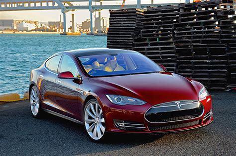 Tesla Model S Technology Tesla Model S P90d In Ludicrous Mode Is Technology