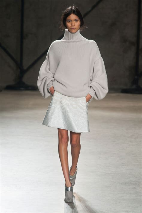 In Runway Looks by Sally Lapointe Fall 2014 The Best Runway Looks At New