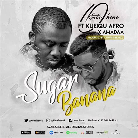Download Mp3 Dj Banana | download mp3 kontihene sugar banana ft kueiqu afro x