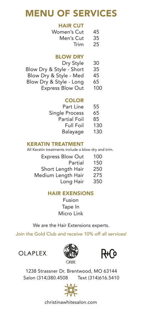 prices at regis hair salon regis hair salon prices regis hair salon prices hair
