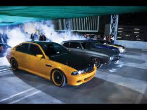 Hi tech automotive fast and furious cars