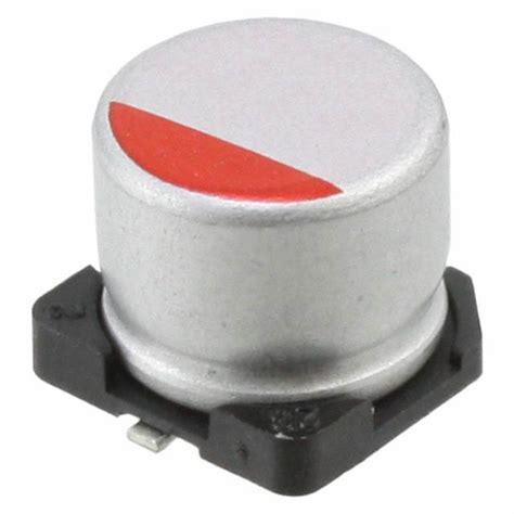 capacitor smd digikey rha0j331mcn1gs nichicon capacitors digikey