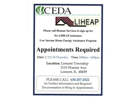 liheap low income home energy assistance program