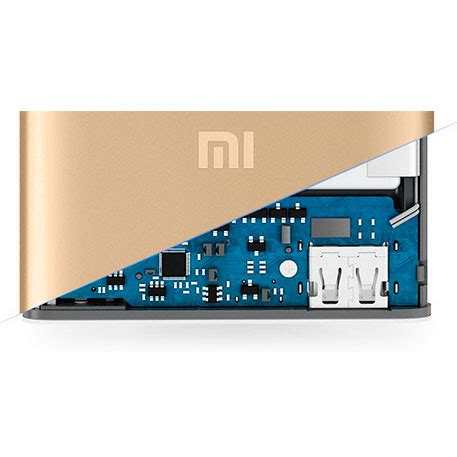 Power Bank Xiaomi 5000 Mah xiaomi mi power bank 5000mah gold specifications