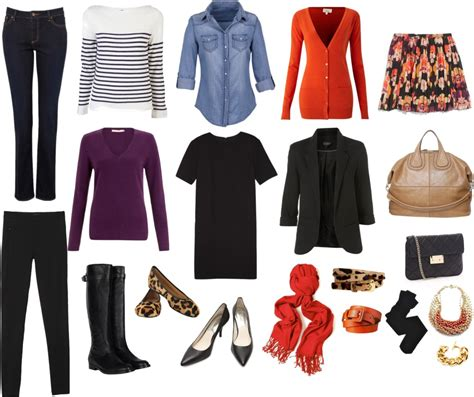 Casual Capsule Wardrobe travel capsule wardrobe for 50 new style for