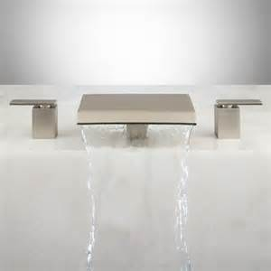 lavelle waterfall tub faucet bathroom