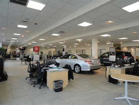 Harr Toyota Auburn Ma Builders Systems Inc Bsi General Contractors Auburn