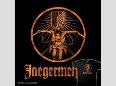Jaegermeister | Shirtoid Gaming Logos For Free