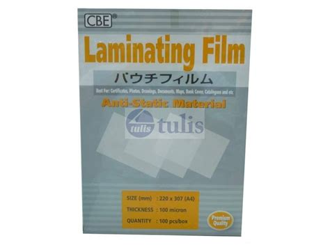 laminating film online malaysia cbe laminating film a4 100mic largest office supplies