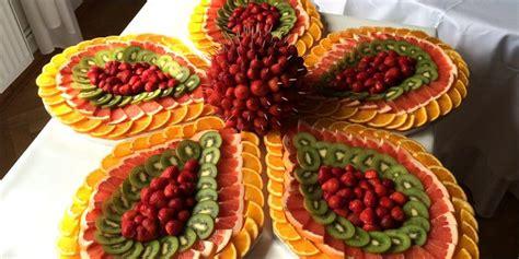obst dekorativ anrichten das auge isst mit 51 kreative ideen f 252 r kalte platten