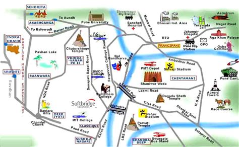 city map of pune pune map map of pune city pune hotels pune colleges