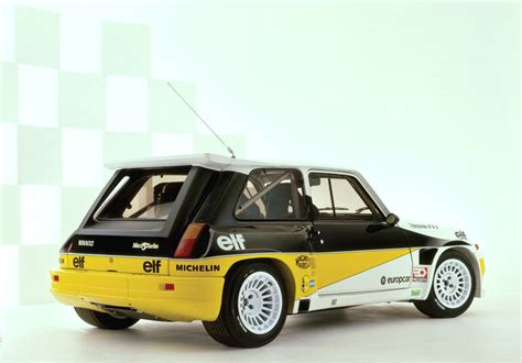 renault 5 turbo 1 1984 renault 5 maxi turbo renault supercars net