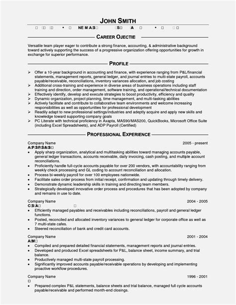 accounting resume objective samples well portrait examples of