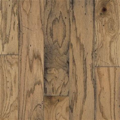 bruce distressed oak toast 3 8 in thick x 5 in wide
