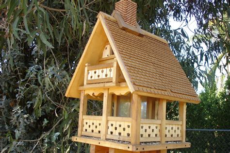 big bird feeders plans cleaner ideas