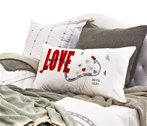 Pillow For Distance Couples by Distance Relationship Pillow Is The