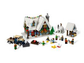 lego exclusive set has been revealed the lego winter