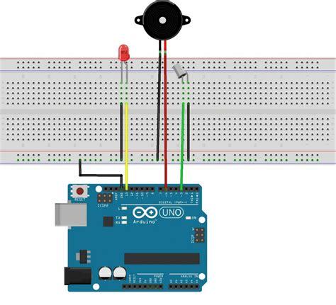 sensitive resistor arduino led how to make a tilt sensor with arduino