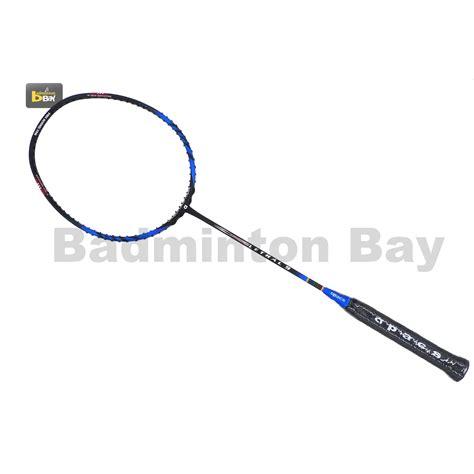 Raket Badminton Apacs apacs lethal 9 black blue badminton racket 4u