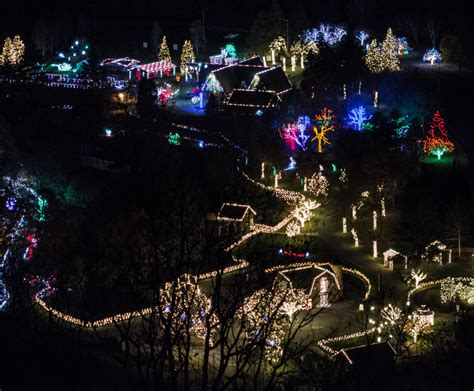 lehigh valley zoo christmas lights featured event lehigh valley zoo