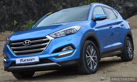 2014 hyundai tucson philippines driven 2016 hyundai tucson tried in the philippines