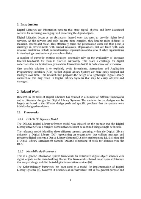 simple research template m sc research