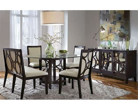 najarian furniture dining room set versailles na ve dset najarian formal dining set w round table planet na pl7set