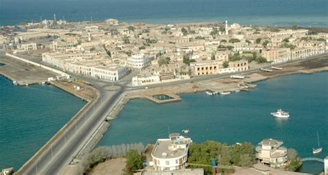 Cement Factory by Eritrea The Port Of Massawa Commercial And Tourism Hub Of