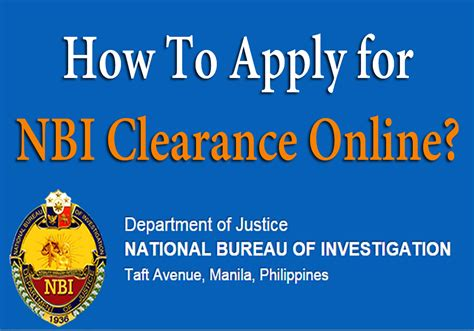 nbi clearance how to apply specof