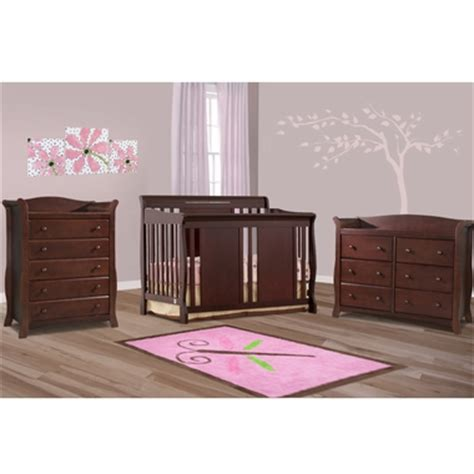 storkcraft avalon 6 drawer dresser cherry storkcraft 3 piece nursery set verona convertible crib
