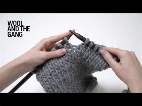 knitting increase at beginning of row knitting beginner increases m1 make one and adding